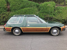 1978 AMC Pacer Wagon = clean driver 70 miles AC  $17.9k For Sale (picture 1 of 6)