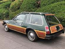 1978 AMC Pacer Wagon = clean driver 70 miles AC  $17.9k For Sale (picture 3 of 6)