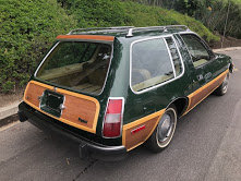 1978 AMC Pacer Wagon = clean driver 70 miles AC  $17.9k For Sale (picture 4 of 6)