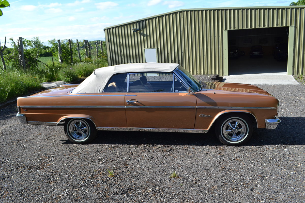 1966 AMC Rambler Classic 770 Convertible RHD For Sale (picture 3 of 6)