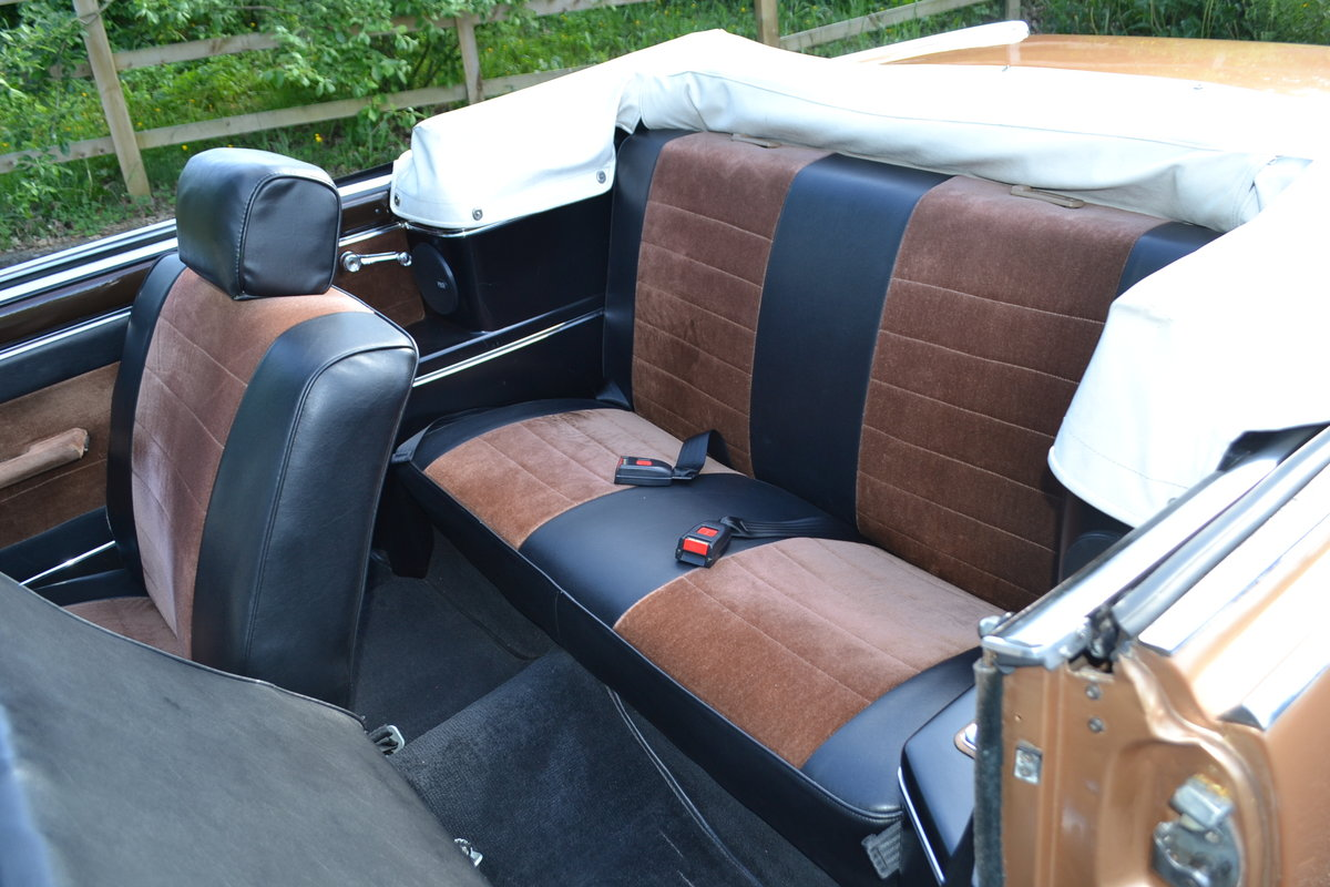 1966 AMC Rambler Classic 770 Convertible RHD For Sale (picture 5 of 6)