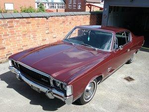 1972 Amc ambassador coupe 15k miles right hand drive!!!