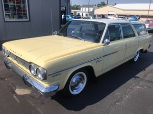 1965 AMC Rambler 660 Wagon