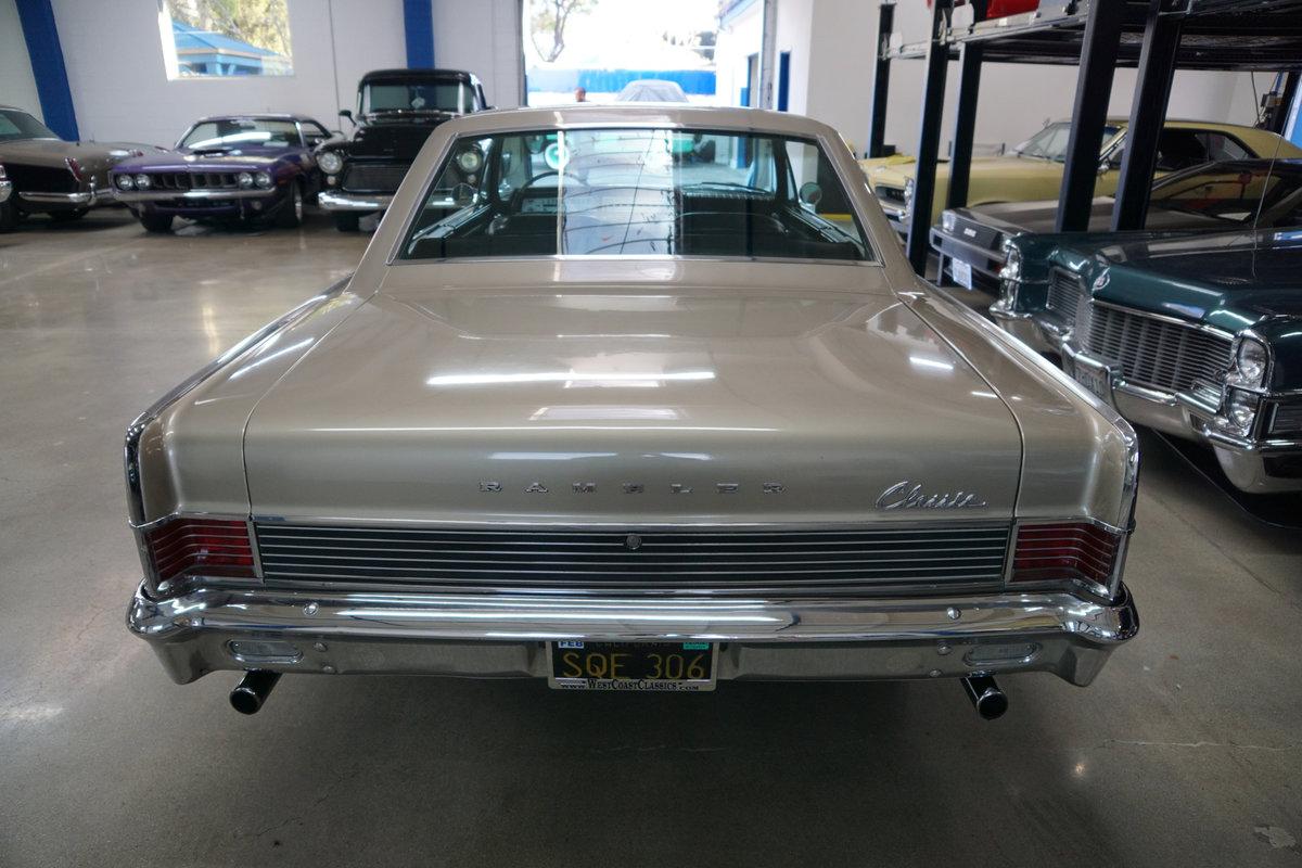 1966 AMC Rambler Classic Rebel 327 V8 2 Dr Hardtop SOLD (picture 4 of 6)