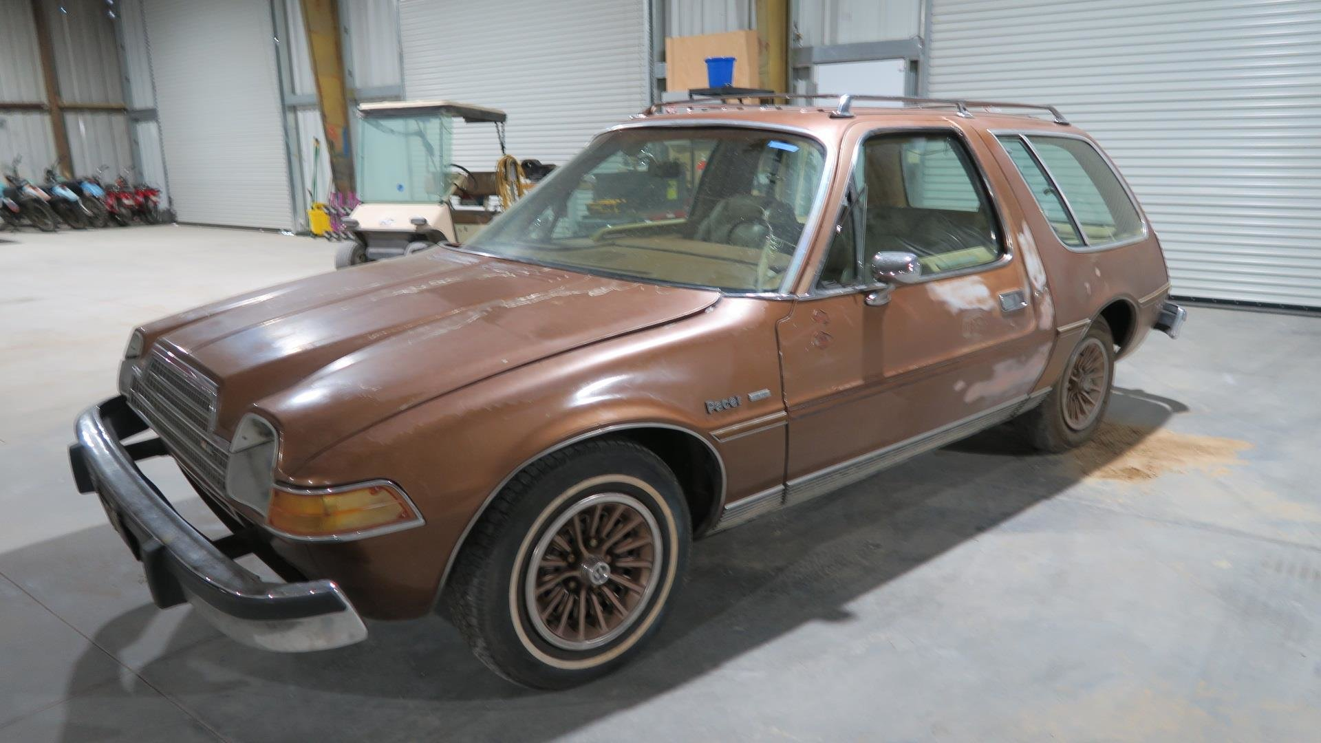 1979 AMC Pacer 6-cyls Auto PW Dry Driver All Tan $5.9k For Sale (picture 1 of 1)