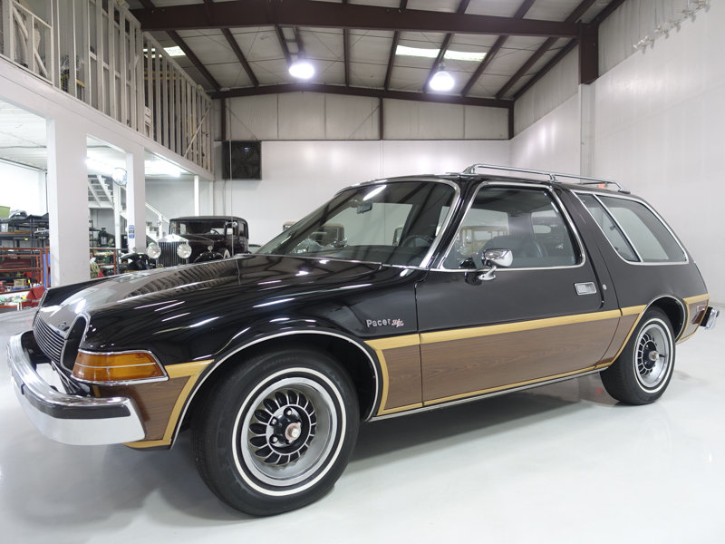 1977 AMC Pacer DL Station Wagon For Sale (picture 1 of 6)