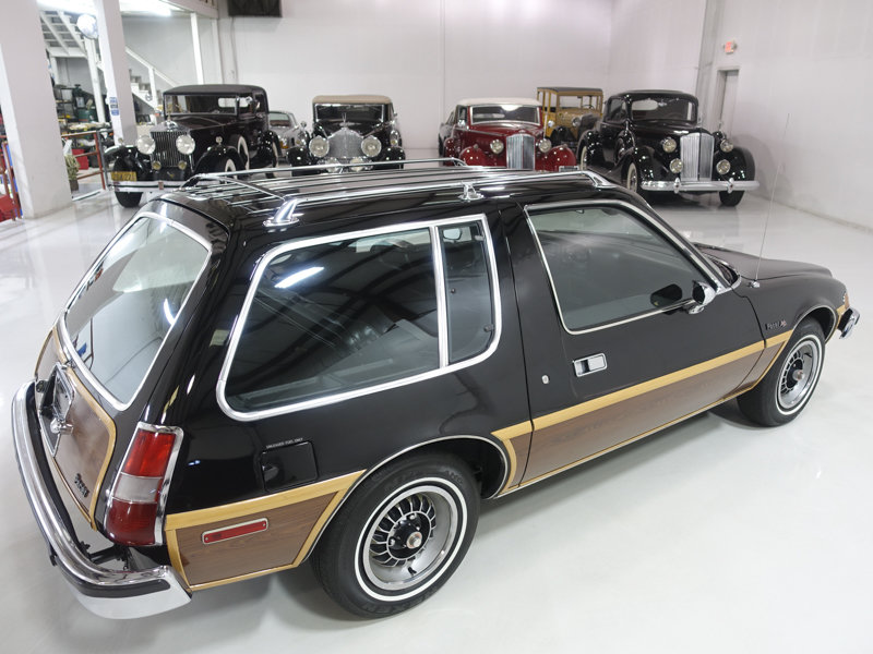 1977 AMC Pacer DL Station Wagon For Sale (picture 2 of 6)