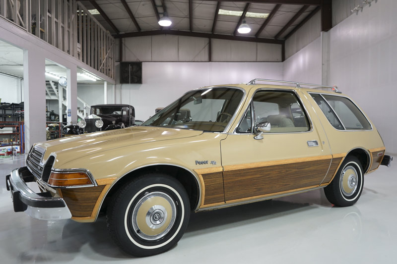 1978 AMC Pacer DL Station Wagon For Sale (picture 1 of 6)