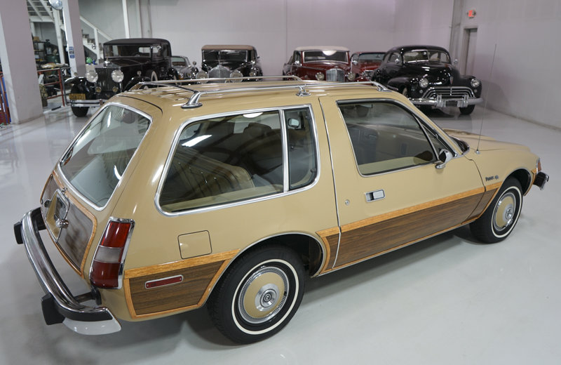 1978 AMC Pacer DL Station Wagon For Sale (picture 2 of 6)