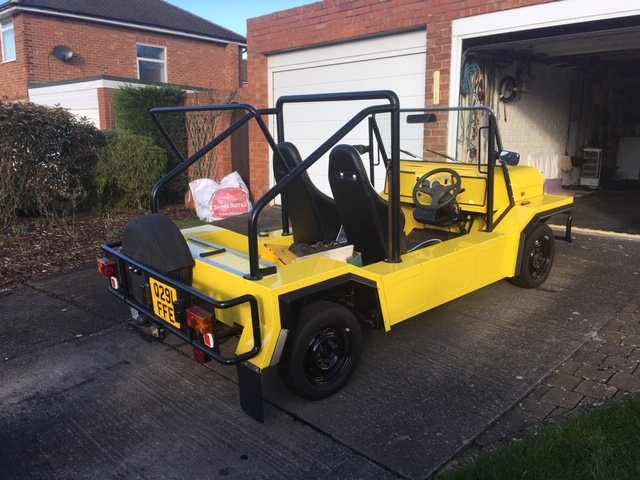 2019 AMC Cub(Moke) Newly built new chassis, immaculate. For Sale (picture 1 of 6)