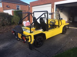 AMC Cub(Moke) Newly built new chassis, immaculate.