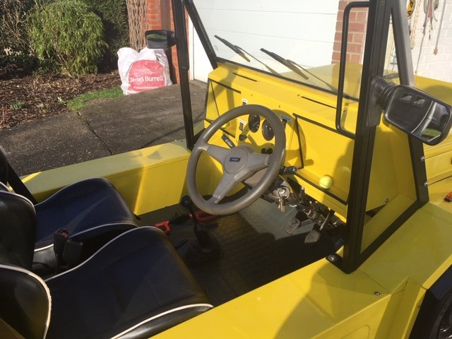 2019 AMC Cub(Moke) Newly built new chassis, immaculate. For Sale (picture 2 of 6)