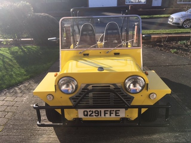2019 AMC Cub(Moke) Newly built new chassis, immaculate. For Sale (picture 6 of 6)