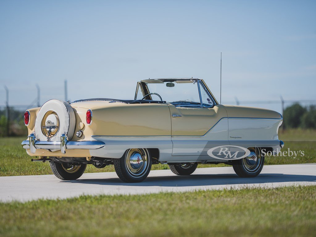 1961 AMC Metropolitan 1500 Convertible  For Sale by Auction (picture 2 of 6)