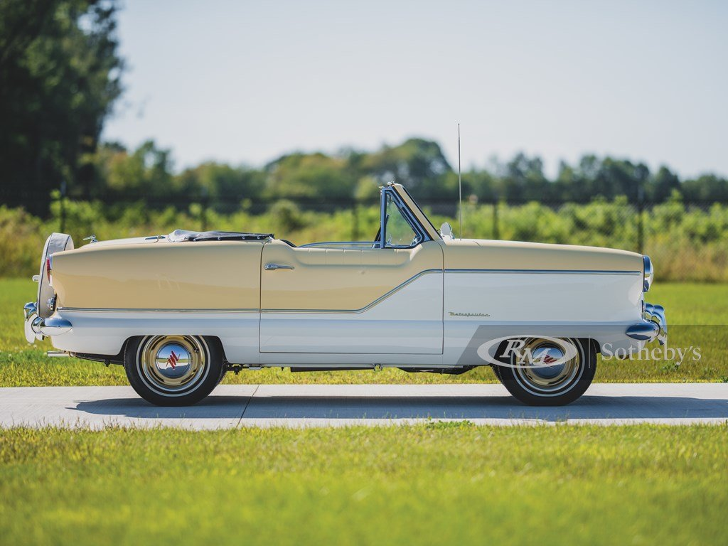 1961 AMC Metropolitan 1500 Convertible  For Sale by Auction (picture 5 of 6)