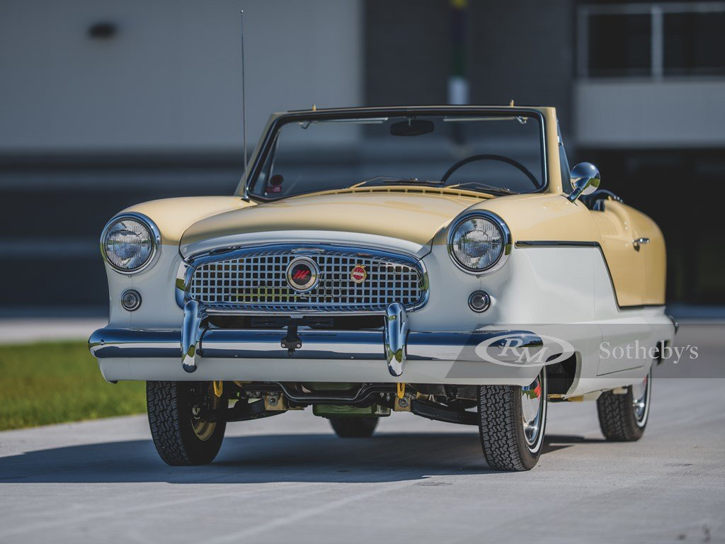1961 AMC Metropolitan 1500 Convertible  For Sale by Auction (picture 6 of 6)