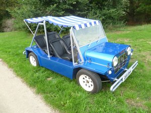 Picture of 1989 Moke recreation superb replica nut & bolt resto