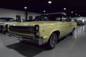 Picture of 1967 AMC Ambassador Converible