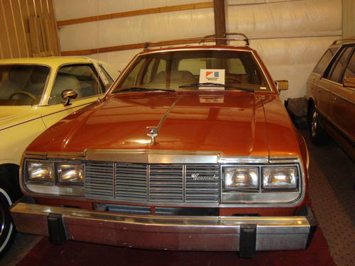 1983 AMC Concord 4DR Station Wagon For Sale (picture 1 of 6)