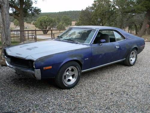 1970 AMC Javelin SST 2DR HT For Sale (picture 1 of 6)