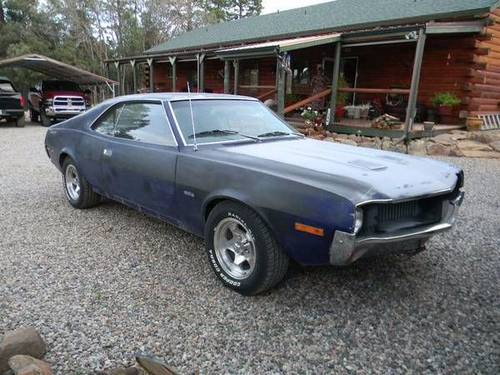 1970 AMC Javelin SST 2DR HT For Sale (picture 2 of 6)
