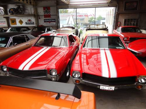 1969 AMX Real American Muscle Cars For Sale (picture 1 of 6)