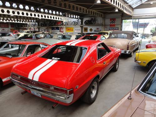1969 AMX Real American Muscle Cars For Sale (picture 2 of 6)