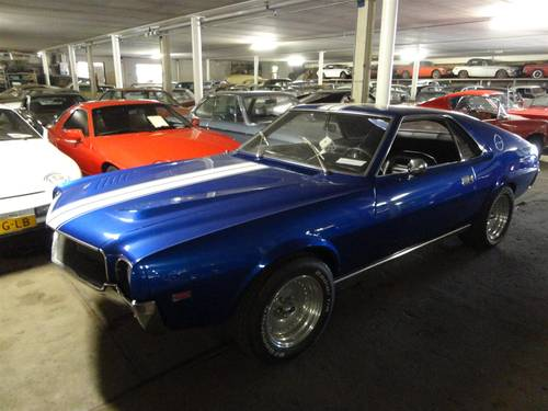 1969 AMX Real American Muscle Cars For Sale (picture 4 of 6)