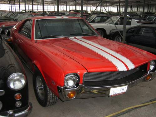 1969 AMX Real American Muscle Cars For Sale (picture 6 of 6)