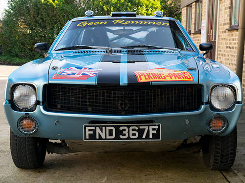 1968 AMC AMX Rally Car For Sale (picture 3 of 6)
