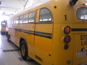 1973 US School Bus / Party Bus