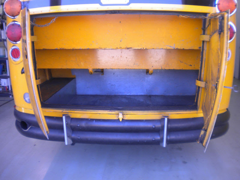 1973 US School Bus / Party Bus For Sale (picture 6 of 6)