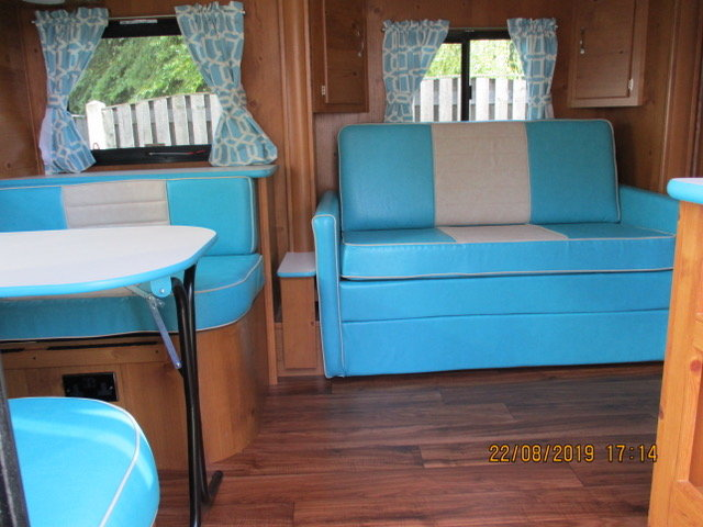 2020 Brand new 50's style American caravan For Sale (picture 3 of 6)