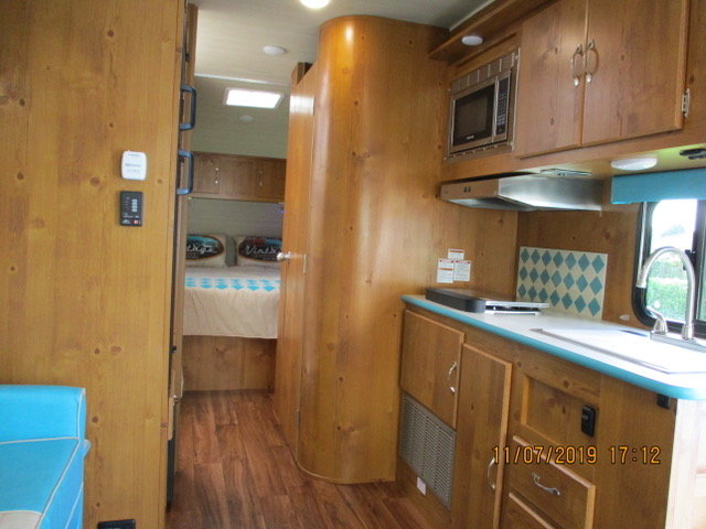2019 Fabulous 50's vintage American caravan, Brand New For Sale (picture 6 of 6)