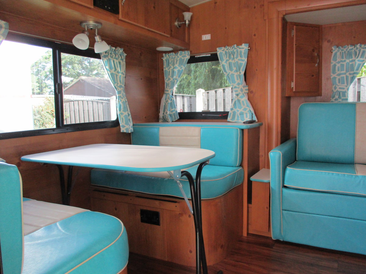2020 Brand new 50's style American caravan For Sale (picture 2 of 6)