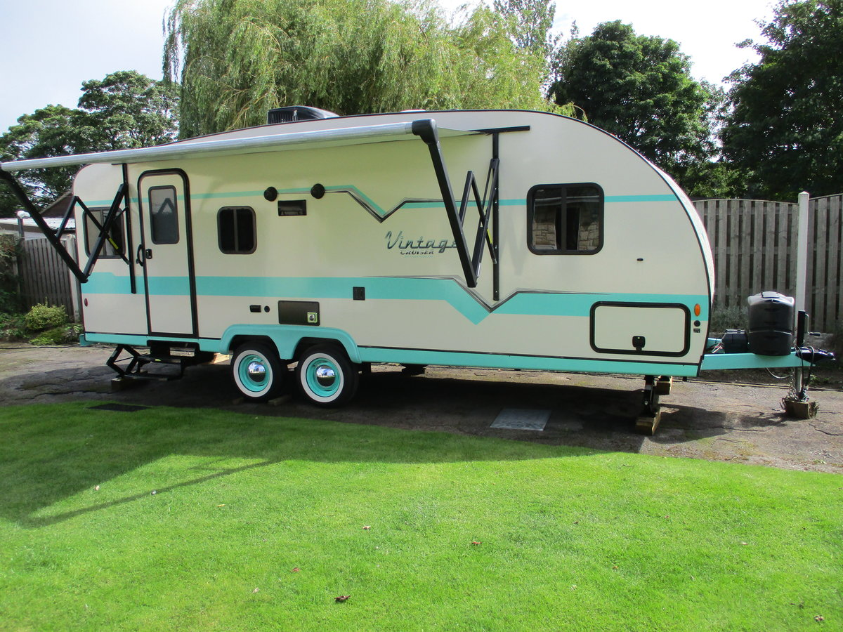 2020 Brand new 50's style American caravan For Sale (picture 5 of 6)