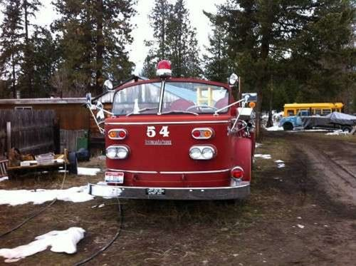 1954 American LaFrance Fire Truck For Sale (picture 3 of 5)