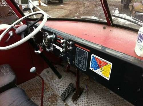 1954 American LaFrance Fire Truck For Sale (picture 4 of 5)