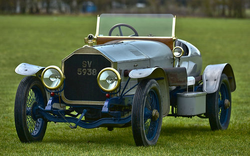1916 American LaFrance 14-Litre Roadster SOLD (picture 1 of 6)