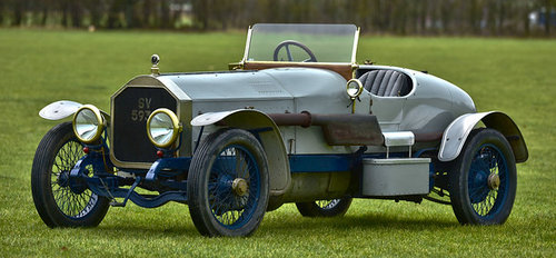 1916 American LaFrance 14-Litre Roadster SOLD (picture 2 of 6)