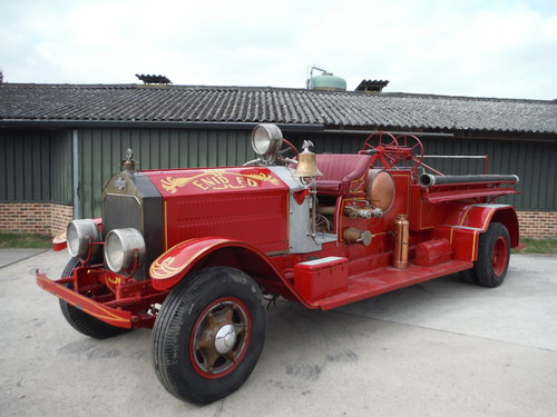 1927 American laFrance chain drive 14 litre For Sale (picture 1 of 6)