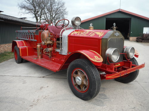 1927 American laFrance chain drive 14 litre SOLD (picture 2 of 6)