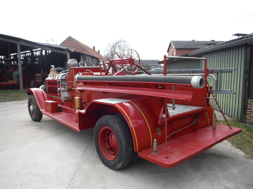 1927 American laFrance chain drive 14 litre SOLD (picture 3 of 6)