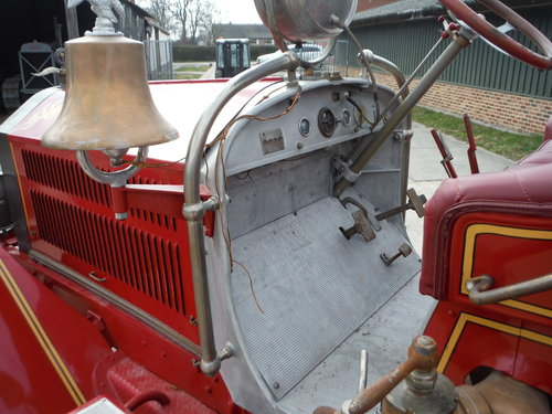 1927 American laFrance chain drive 14 litre SOLD (picture 4 of 6)