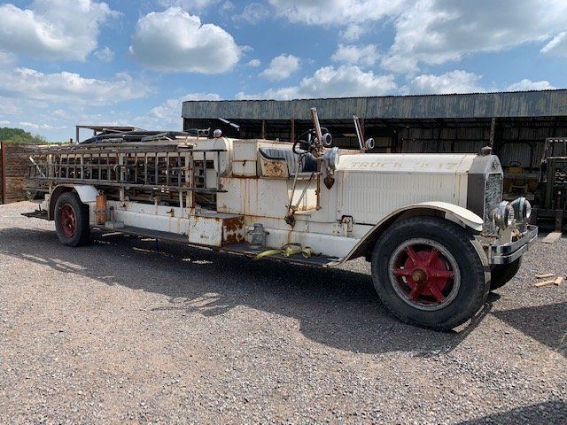 1924 American La France 14.5 Litre Ladder Truck  For Sale (picture 1 of 6)