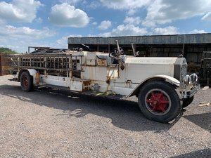 1924 American La France 14.5 Litre Ladder Truck  For Sale