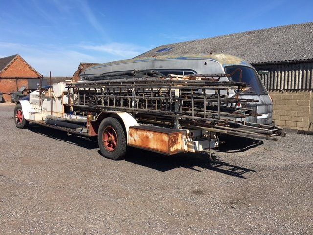 1924 American La France 14.5 Litre Ladder Truck  For Sale (picture 4 of 6)