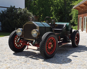1917 American La France For Sale by Auction