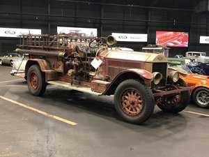 1929 American LaFrance Fire Truck  For Sale by Auction