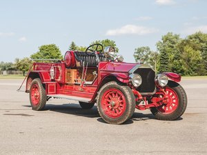 1923 American LaFrance Type 12 Squad Truck  For Sale by Auction